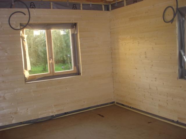 lambris bois mural. Black Bedroom Furniture Sets. Home Design Ideas